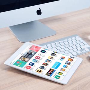 apps in2sites webdesign webbureau