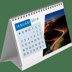 bureau kalender ontwerp design