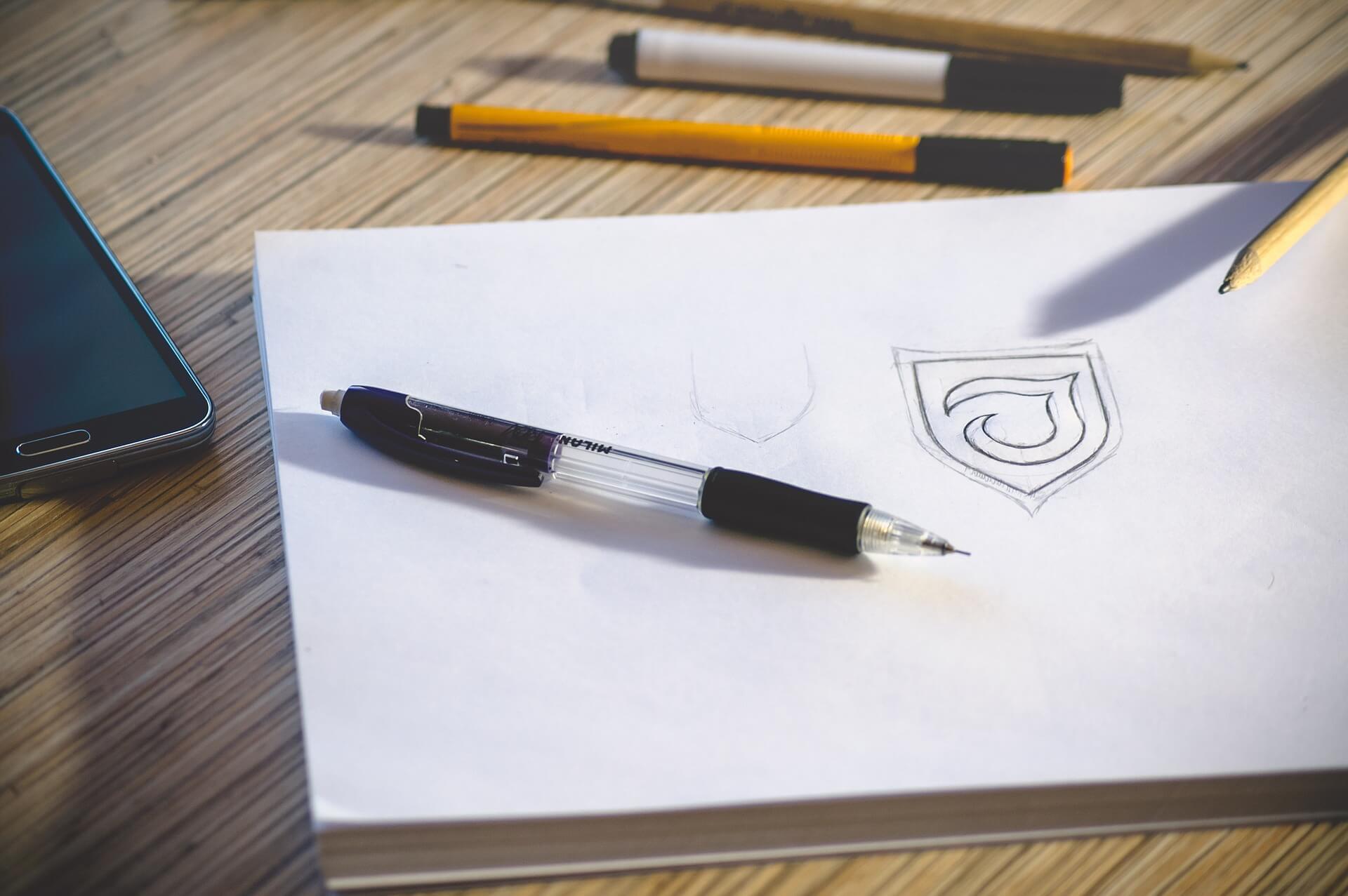 logo ontwerp in2sites